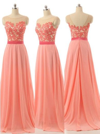 25+ best ideas about Coral bridesmaid dresses on Pinterest