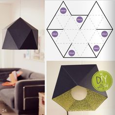 25 Best Origami Lamp Ideas On Pinterest Paper Lamps