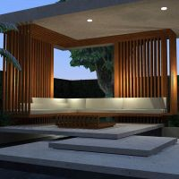 Contemporary Pergola Designs - WoodWorking Projects & Plans