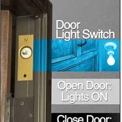 Ribu1c Wiring Diagram 2000 Mustang Radio Closet Door Light Switch Install | Roselawnlutheran