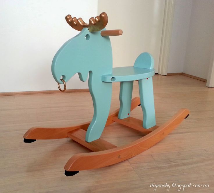 ikea rocking moose  Google Search  Christmas  Pinterest