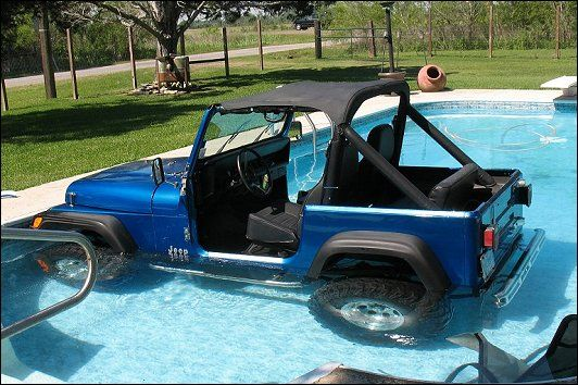 1989 Jeep Wrangler Wiring Diagram