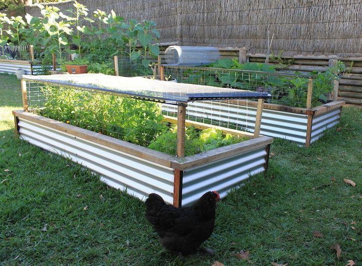 25 Best Ideas About Raised Garden Bed Plans On Pinterest Raised