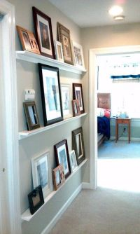 17+ ideas about Hallway Walls on Pinterest   Eclectic ...