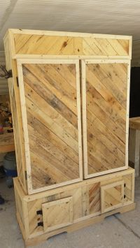 Free Gun Cabinet Plans With Dimensions