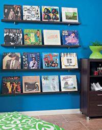 1000+ ideas about Vinyl Record Display on Pinterest ...