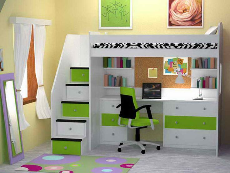 17 Best ideas about Bunk Bed Designs on Pinterest