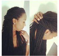 55 best images about box braids on Pinterest | Big box ...