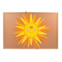 DIY Sun Bulletin Board Set - OrientalTrading.com | You are ...