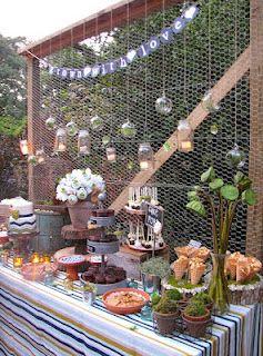 25 Best Ideas About Rustic Garden Party On Pinterest Garden