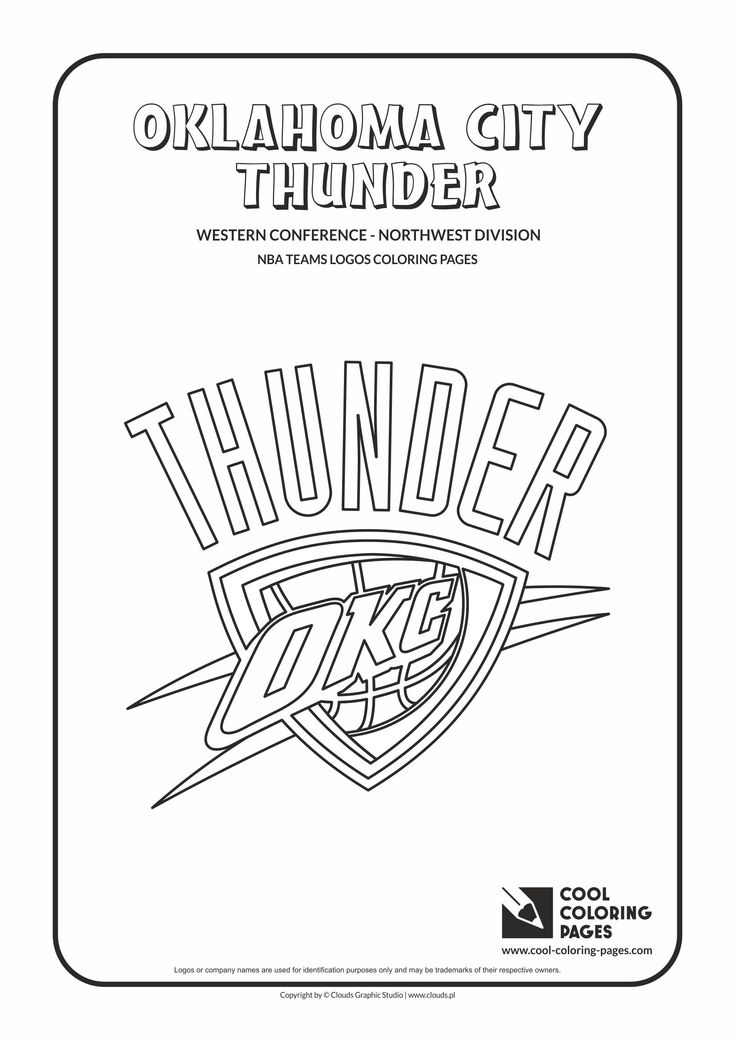 College Basketball Logo Pages Coloring Pages