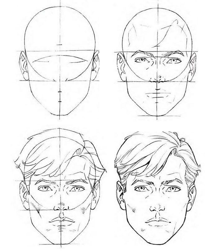 Best 25 Face Sketch Ideas