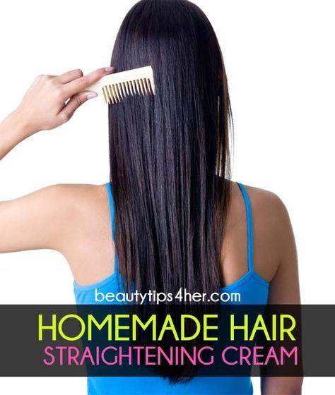 17 Best Ideas About Naturally Straighten Hair On Pinterest