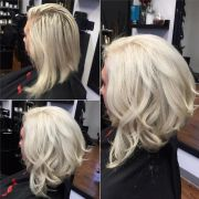 hot angled bob hairstyles shoulder