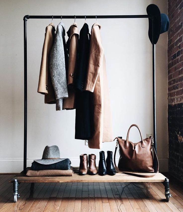 25 best Clothing racks ideas on Pinterest  Clothes racks
