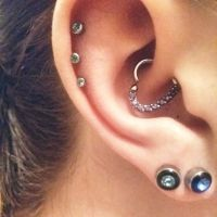 17 Best ideas about Ear Piercings on Pinterest