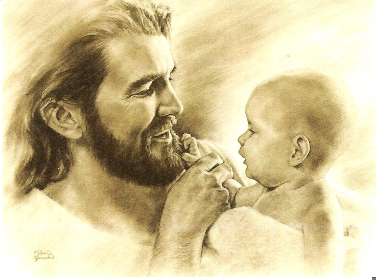 28 best images about Jesus with baby on Pinterest | Jesus ...