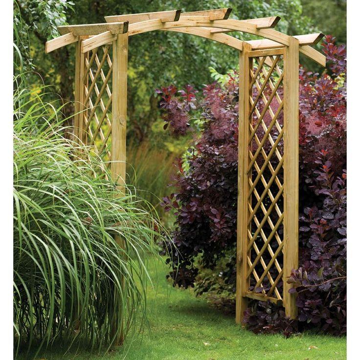 25 Best Ideas About Garden Arch Trellis On Pinterest Arch