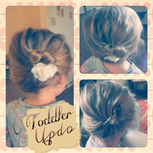 25 Best Ideas About Toddler Updo On Pinterest Toddler Hair Dos