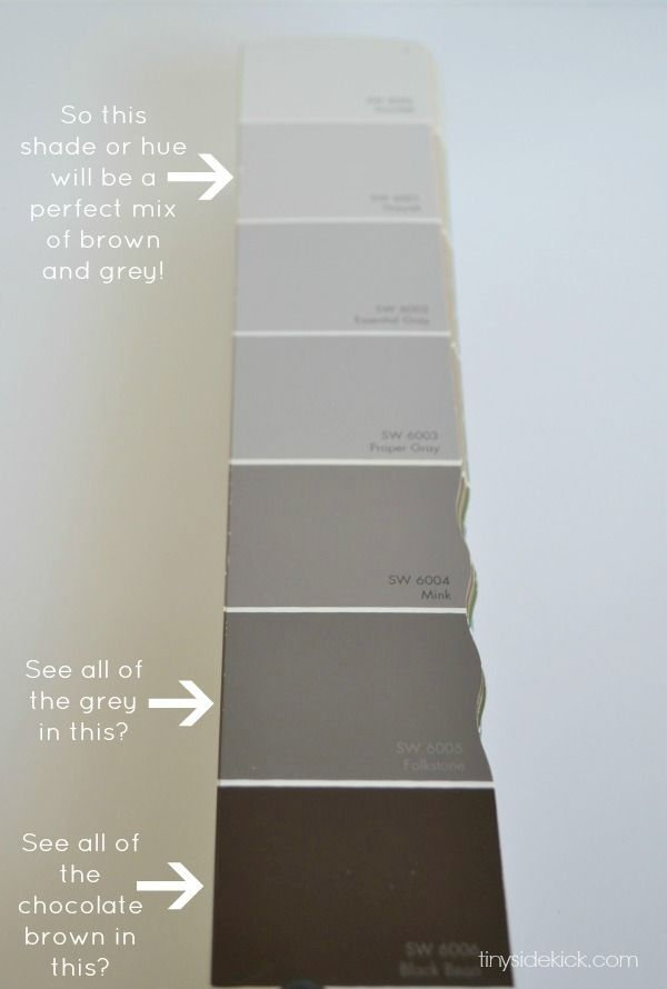 How To Choose The Perfect Greige Paint Via I Have The Colour Greige In My