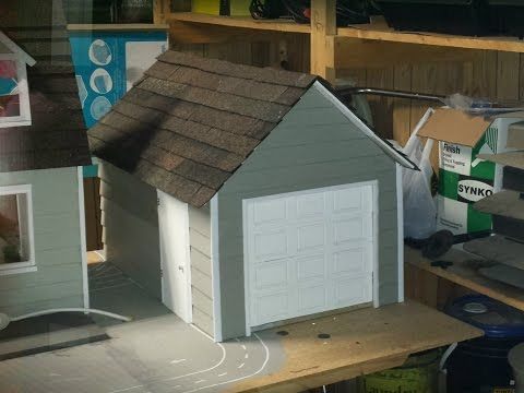 1000 images about Build a Dollhouse on Pinterest Roof