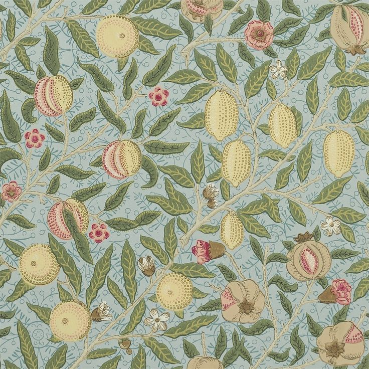 The Original Morris Amp Co Arts And Crafts Fabrics And Wallpaper Designs By William Morris