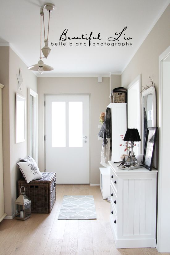 17 Best ideas about White Hallway on Pinterest  Grey