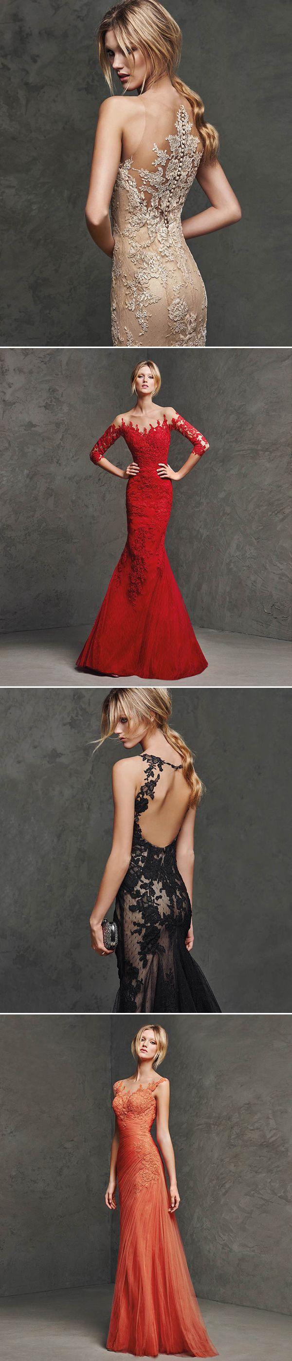 Dress to Impress! 32 Stunning Fashion-forward Reception Gowns – Pronovias!