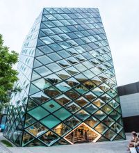 25+ best ideas about Glass Building on Pinterest | Health ...
