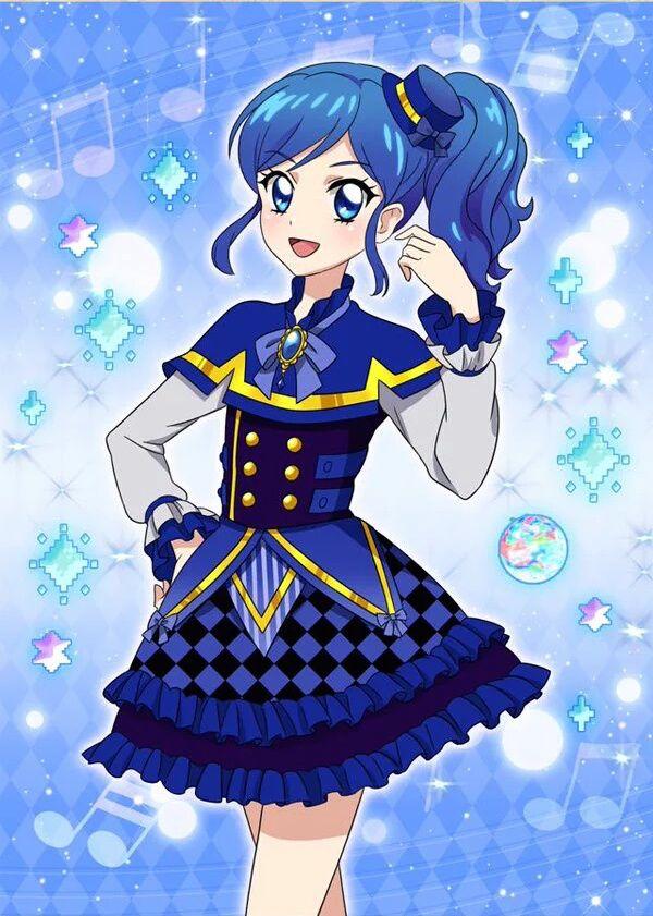 Sweet Girl Cartoon Wallpaper 30 Best Images About Aikatsu Photo On Stage Kiriya Aoi