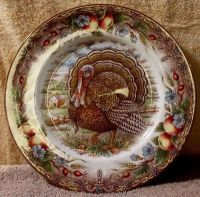 Thanksgiving Dinnerware Patterns | Design: China Patterns ...