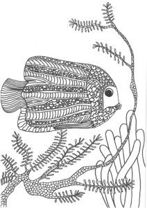 292 best images about Under the Sea Coloring Pages for