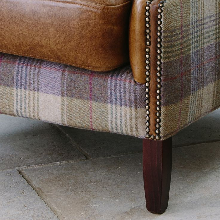 purple living room furniture sofas very small and kitchen ideas julius leather & wool wing armchair from curiosity ...