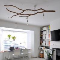 Learn how to create a statement chandelier light out of ...