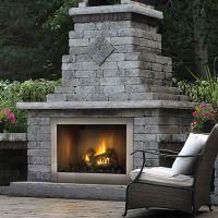 25+ best ideas about Outdoor Gas Fireplace on Pinterest ...