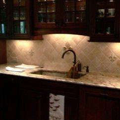 Kitchen Tile Backsplash Ideas Antique Table Fleur De Lis | Design - ...
