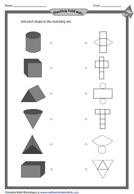 25+ best ideas about Shapes Worksheets on Pinterest