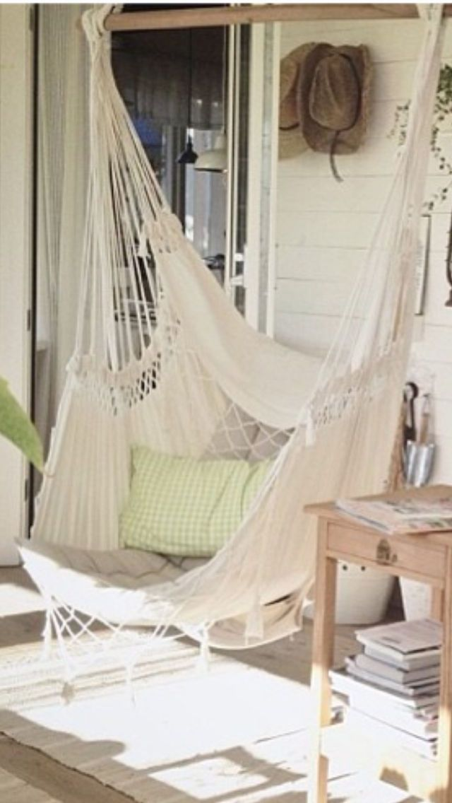 Best Hanging Hammock Chair ideas on Pinterest