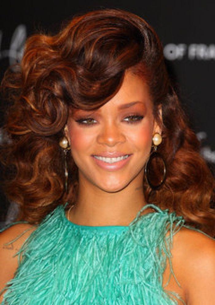 Caramel Hair Color for Black Women