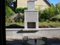 25+ best ideas about Diy outdoor fireplace on Pinterest ...