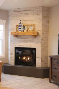 17+ best ideas about Tiled Fireplace on Pinterest ...