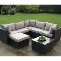 25+ Best Ideas about Rattan Garden Furniture on Pinterest ...