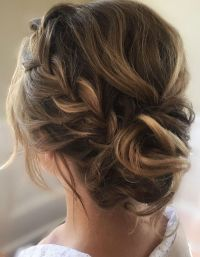 Best 25+ Braided updo ideas only on Pinterest | Formal ...