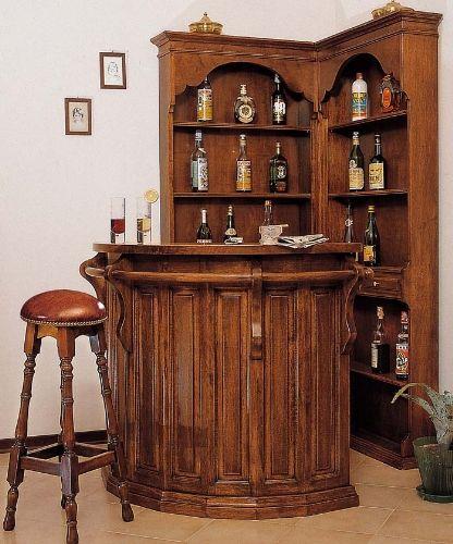 Corner Bar  Small Home wet bar in family room  Pinterest