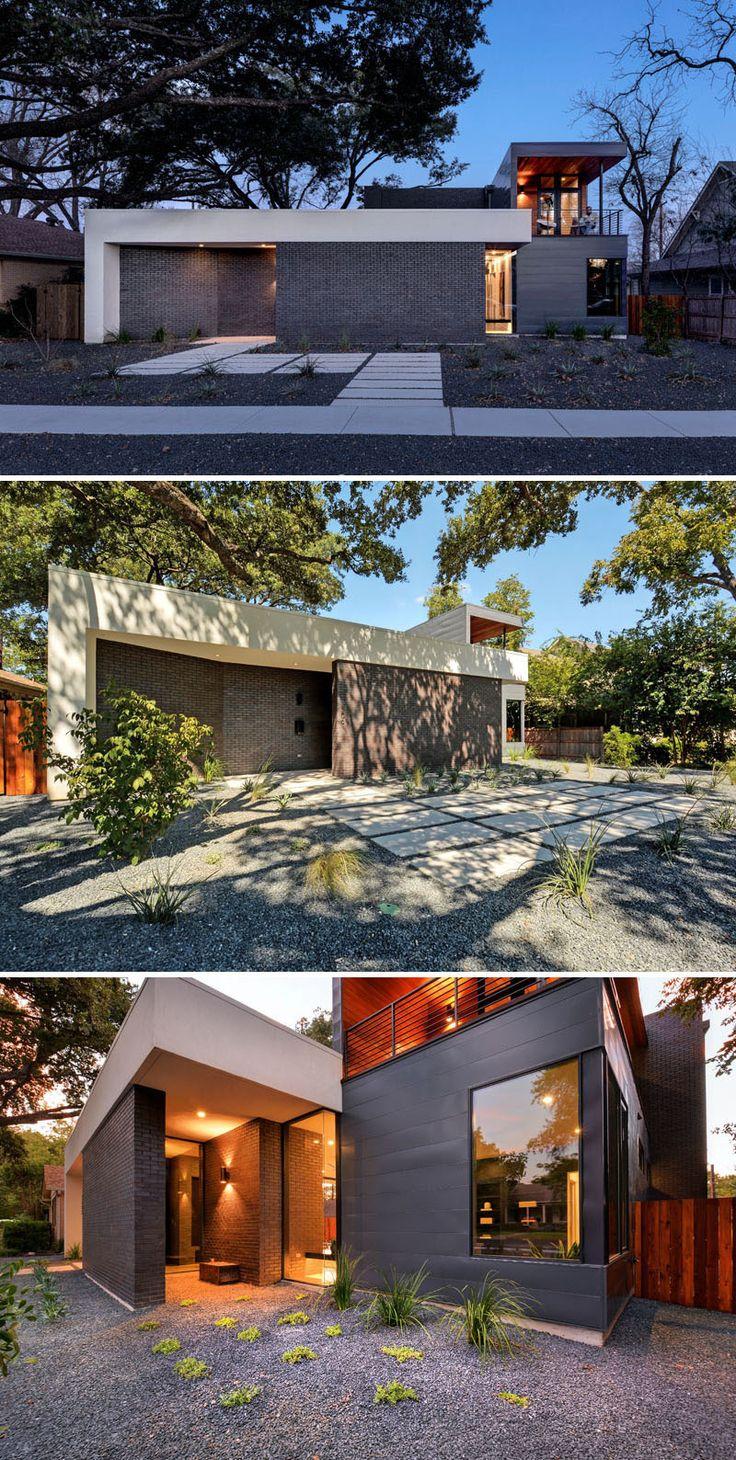 17 Best ideas about Contemporary Home Exteriors on Pinterest  Modern home exteriors Beautiful
