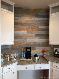 Best 25+ Planked walls ideas on Pinterest | Plank walls ...