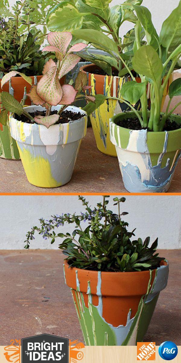 120 Best Images About DIY Flower Pots Planters On Pinterest