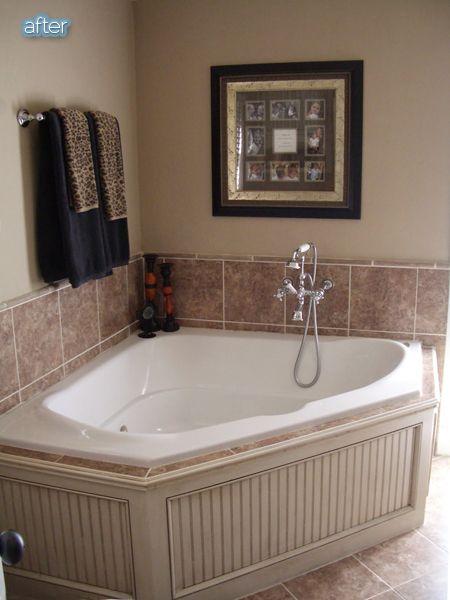 25 Best Ideas About Corner Tub On Pinterest Corner Bathtub
