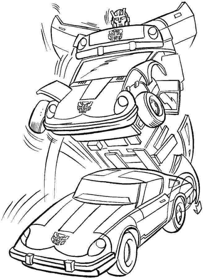 93 best images about Transformers colouring pages on
