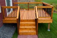 25+ best ideas about Deck Railings on Pinterest | Railings ...